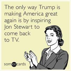 Jon Stewart! YES PLEASE!!!