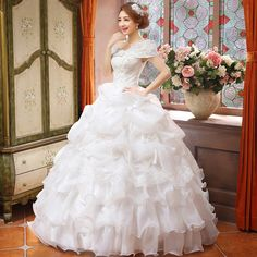 2017 new Korean word was thin wedding dress Qi large yards tie bride toast service wedding girl