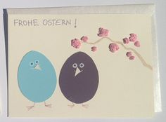 Osterkarte 2