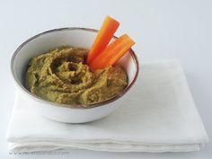 Receta de Hummus con Algas | Recetas and Co (www.recetasandco.com)