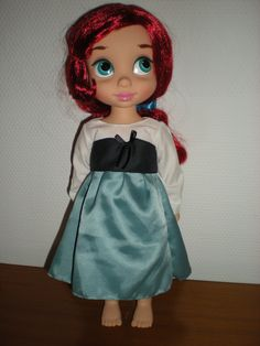 Ariel Disney Animator Dolls