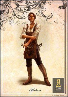 #steampunk #tinkerer #brown #characterdesign #videogameart #videogameconcept #concept