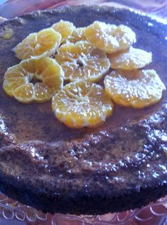 Craft with Ruth Cartwright: Clementine cake recipe