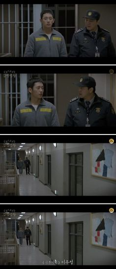 [Spoiler] Added Episode 9 Captures for the #kdrama 'Prison Playbook'