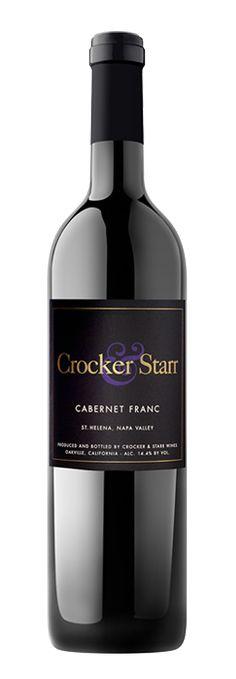 Crocker & Starr - Wines - Current Release - Cabernet Franc