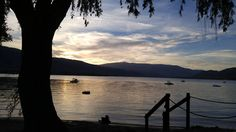 Tonights view. Dsy 2 of vacation. Osoyoos Beautiful British Columbia!