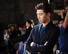 "Пак Со Джун 박서준 Park Seo Joon's Initial ""She Was Pretty"" Stills Asian Actors, Korean Actors, Korean Dramas, K Pop, Hwang Jung Eum, Theater, Park Seo Joon, Yoseob, Ideal Man"