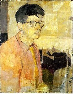 David Hockney,  Self Portrait