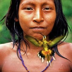 "the-seraphic-book-of-eloy: "" Ñe'ẽ: Word/Soul in Guarani language (Brazil, Argentina, Paraguay, Bolivia, Uruguay). Ñe'ẽ – With my word I am and I am my indigenous brothers and sisters. We Are The World, People Around The World, Around The Worlds, Brazil People, Amazon Tribe, Xingu, Anthropologie, Indigenous Tribes, Aboriginal People"
