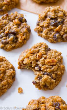 These soft & chewy oatmeal raisin cookies are just like how grandma used to make them. Nothing fancy or complicated, just pure homemade goodness.