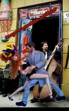 momokoドーリー <Title>tango argentina milktea