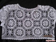 Очень красивое платье от китайской мастерицы связанное из мотивов способом безотрывного вязания. Здесь дается подробный мастер-класс по безотрывному вязанию.  http://bbs.bianzhirensheng.com/
