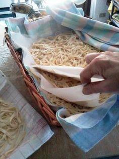 Pasta Leggera Per Tagliatelle Bimby
