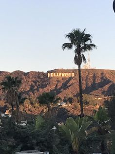 The famous Hollywood sign got a 2017 makeover.
