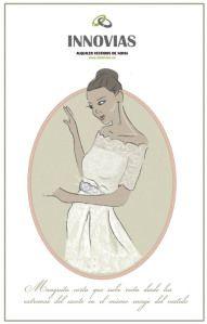 Vestidos y trajes de novia Innovias en alquiler #Innovias. Estilos de vestidos #Innovias http://innovias.wordpress.com/vestidos-y-trajes-de-novia-innovias-en-alquiler-innovias/