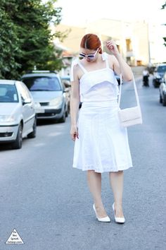 Total white v2 4- outfit - DoYouSpeakGossip.com