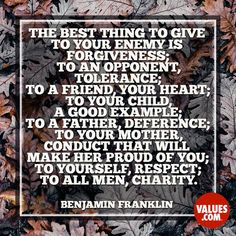 Be the change #generosity #givingback