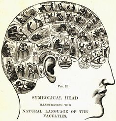 """""""Natural language of the faculties."""" #vintagescience"""