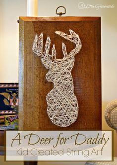 A Deer for Daddy ~ K