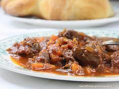 Plat incontournable de nos traditions culinaires locales !            C'est pour moi un ancrage fondamental dans la cuisine familial...