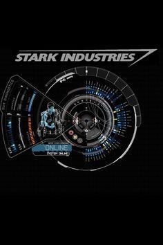 Iron Man Tech. -- I couldn't help myself...