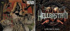 xUNDISPUTED ATTITUDEx: Herida Profunda/HellBastard - Split