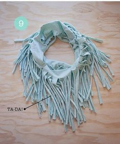 how to make scarf ideas old t shirt no sewing tutorial