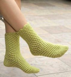 Picture of Learn to Crochet Socks for the family