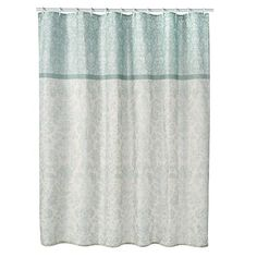 Georgiana Palazzo Fabric Shower Curtain