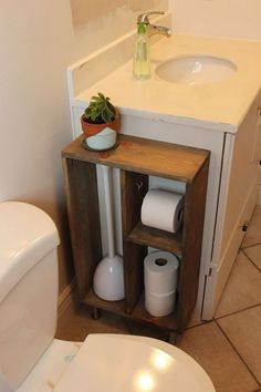99 Small Master Bathroom Makeover Ideas On A Budget (8)