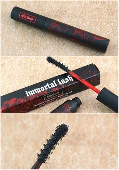 Kat Von D Immortal Lash 24 Hour Mascara: Review and Swatches