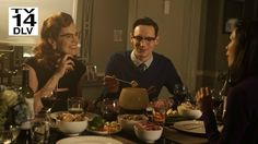 """This show was rated TV-14 suggestive dialogue, thanks to the fondue date. 