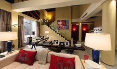 Van Der Woodsen living room