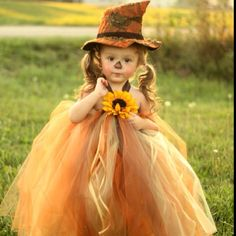 Cute Scarecrow!~