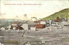 Independence Mine And Mill, Cripple Creek District