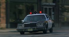 """Plymouth Gran Fury in """"Weird Science"""" Weird Science, Police Cars, Law Enforcement, Cops, Plymouth, Movie Tv, Vehicles, Trucks, Image"""