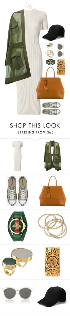"""""""I am the star"""" by xoxomuty ❤ liked on Polyvore featuring Helmut Lang, Balmain, Fendi, Gucci, ABS by Allen Schwartz, Marni, Felony Case, Christian Dior, rag & bone and WorkWear"""