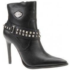 womens harley boot
