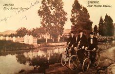 İzmir 1920 Odos Chalka Vounar Bicycle ride
