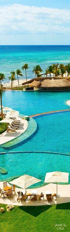 Read More About Grand Velas Riviera Maya...Mexico's Riviera Maya (Cancun)...