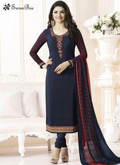 Prachi Desai Faux Crepe Suit  For More Information WhatsApp 7202080091 Or Visit www.SareeBe.com  #red  #designer  #instagram  #kurti  #fashionista  #makeup  #delhi  #outfitoftheday  #women-fashion  #myfirststory  #model  #indian  #saree  #ramadanmubarak  #trendy  #ethnic  #picoftheday  #menonroposo  #roposolove  #cool  #firstpost  #soroposo  #summer-style  #streetstyle  #summer  #newdp  #beauty  #traveldiaries  #styles  #youtuber  #bestSeller  #prachidesai  #bollywoodSalwarsuit