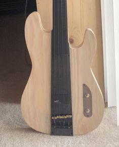 Double Bass, Guitar Art, Bass Guitars, Electric Guitars, Musical Instruments, Musicals, Tools, Life, Animals