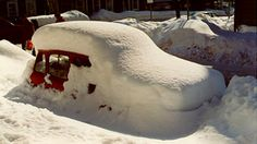 How to Safely Spend a Night in Your Car in Winter