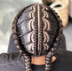 Braided wig/Full Lace wig/wigs /wigs for Black women/ Box Braid wig/ Jumbo braided wig – Uñas Coffing Maquillaje Peinados Tutoriales de cabello Box Braids Hairstyles, Kids Braided Hairstyles, Try On Hairstyles, Box Braid Wig, Braids Wig, Tree Braids, Kid Braids, Jumbo Braids, Black Girl Braids