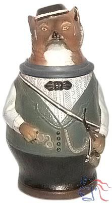 Student fox beer stein Homemade Beer, How To Make Beer, Beer Brewing, Beer Stein, Mugs, Fox, Student, Pipes, Accessories