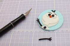 Frozen cupcake tutorial