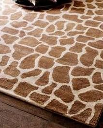 Searching: for a giraffe rug for my future home office