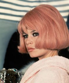 View Brigitte Bardot by Leonard de Raemy on artnet. Browse upcoming and past auction lots by Leonard de Raemy. Brigitte Bardot, Bridget Bardot, Make Yourself Halloween Costumes, Dying Your Hair, Pink Wig, Costume Wigs, Blue Hair, Peach Hair, Lilac Hair