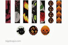 Bigyibogyó Halloween designs