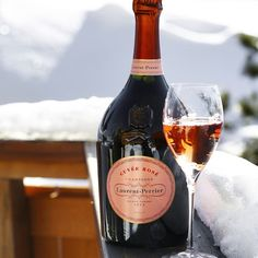 Our Cuvée Rose is the perfect winter warmer #champagne #party #CelebrateLP #holiday2014